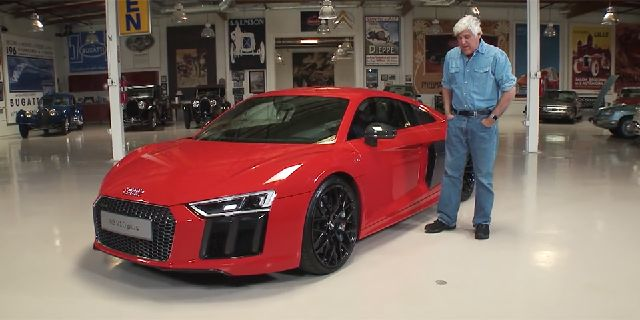 The top 10 best blogs on jay leno 39 s garage for Garage audi tours